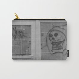 Death's newspaper booth Carry-All Pouch