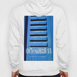 Howth Harbour Shutter Hoody