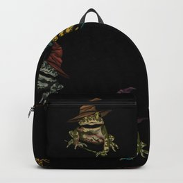 Magic Frogs Backpack