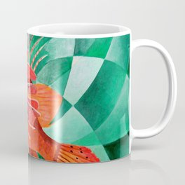 Marine Fire Fish or Lionfish Coffee Mug