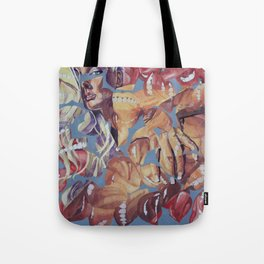 how many licks does it take Tote Bag
