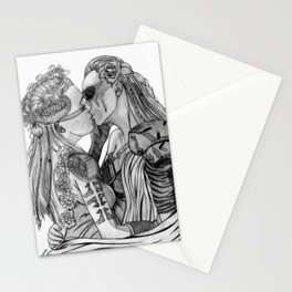 Clexa Wedding Stationery Cards