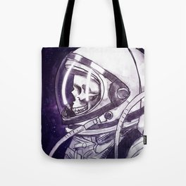 Skelenaut II Tote Bag
