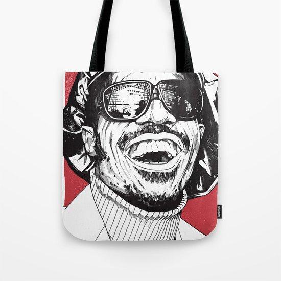 Stevie Wonder Tote Bag
