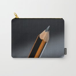 Pencil macro closeup Carry-All Pouch