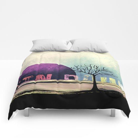 One Tree no5 Comforters