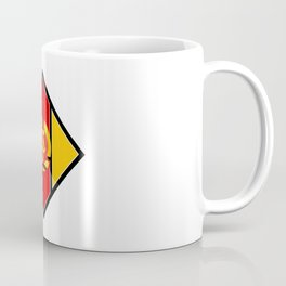 Roundel of East German Air Force  Coffee Mug