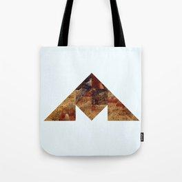 COAL MOUNTAIN Tote Bag