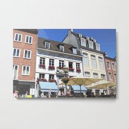 Aachen IV Metal Print