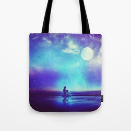 The Little Mermaid Tote Bag
