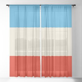 Helead Sheer Curtain