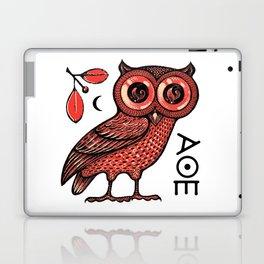Athena's Owl Laptop & iPad Skin