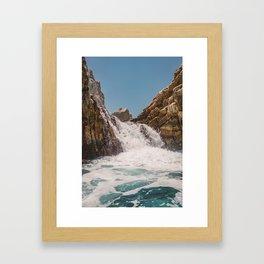 Cabo San Lucas VII Framed Art Print