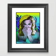 Undamaged Framed Art Print