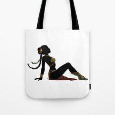 Slave Leia Mudflap Tote Bag