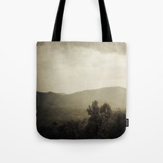 Mountain Wilderness Tote Bag