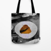 the cure Tote Bags featuring The Cure by Stephenie
