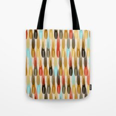 modern feathers Tote Bag