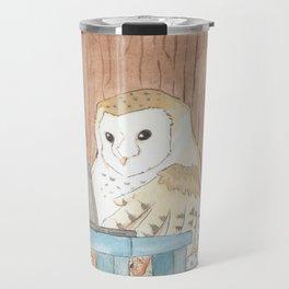 little night creature Travel Mug