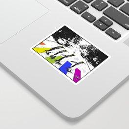 Penguin Pride Sticker