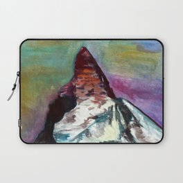 Matterhorn Mountain Laptop Sleeve
