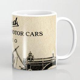 Pachard - Vintage Poster Coffee Mug