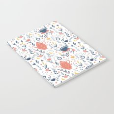 Mad Tea Party Notebook