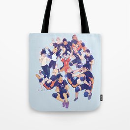 karasuno  Tote Bag