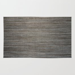 High resolution picture of gray textile texture. Rug