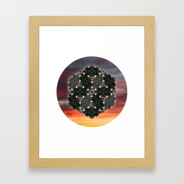 future trash Framed Art Print