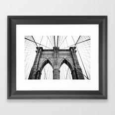 new york #3 Framed Art Print