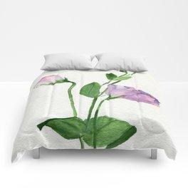 Green Weaving Comforters