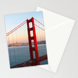 Golden Gate Bridge - San Francisco Stationery Cards