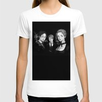 noir T-shirts featuring Noir by Rairatoakane