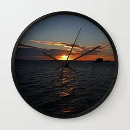 I've Lost Everything to You Wall Clock