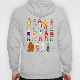 Fast Food Butts V2 Hoody