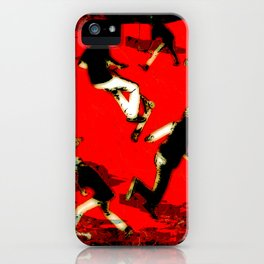 Scooter Mania - Stunt Scooter Fun iPhone Case
