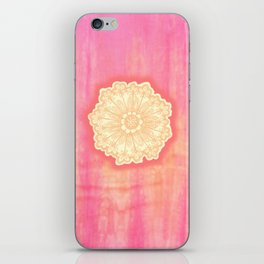 pink is s000 in.  iPhone Skin
