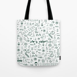Camping Club Tote Bag