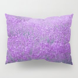 Rain on Lavender Pillow Sham