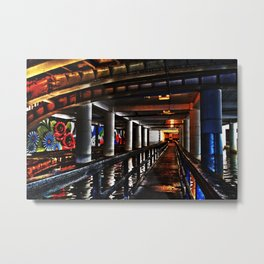 Under Piccadilly Metal Print