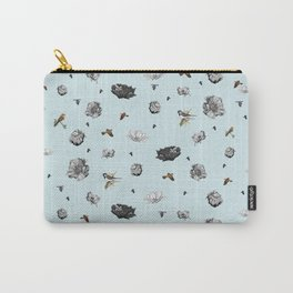 Birds of a Flower Carry-All Pouch