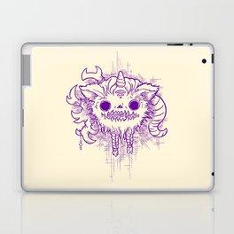 Antler Monster - Purple Laptop & iPad Skin