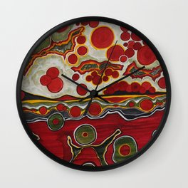 Ire Wall Clock