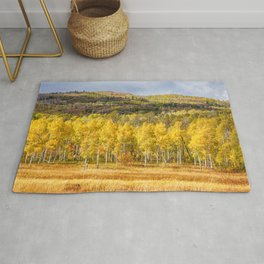 An Autumn Day Rug