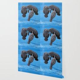 Manatees Wallpaper