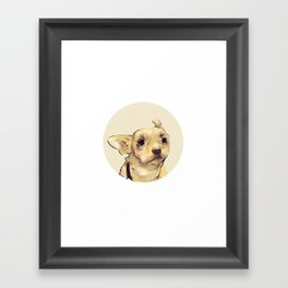 Phil Framed Art Print