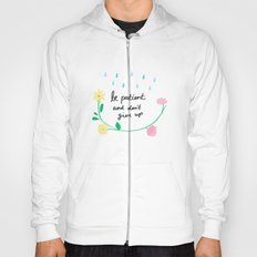 Motivational thoughts Hoody