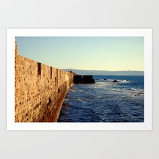 Acre Wall Art Print