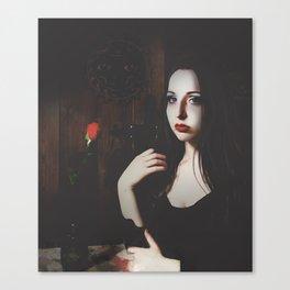 Promises Portrait Canvas Print